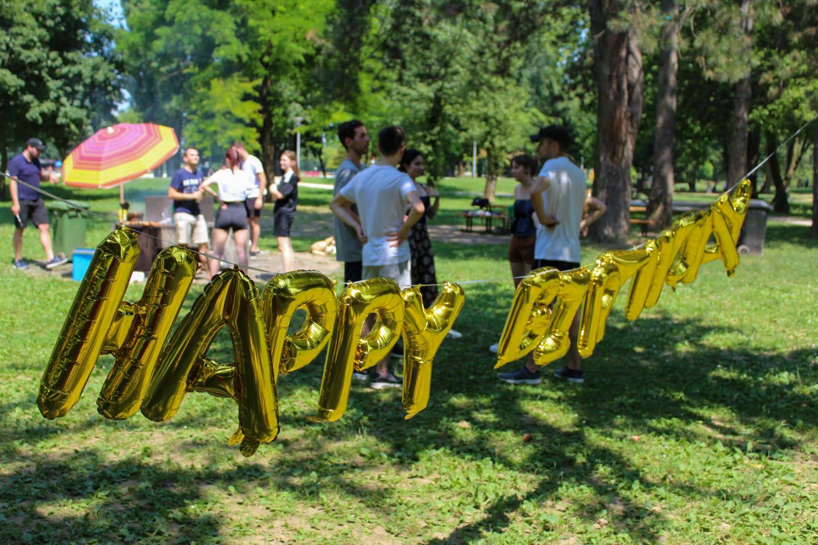 Najavili nove projekte: Studentska udruga za koju znaju svi Erasmusovci proslavila deseti rođendan