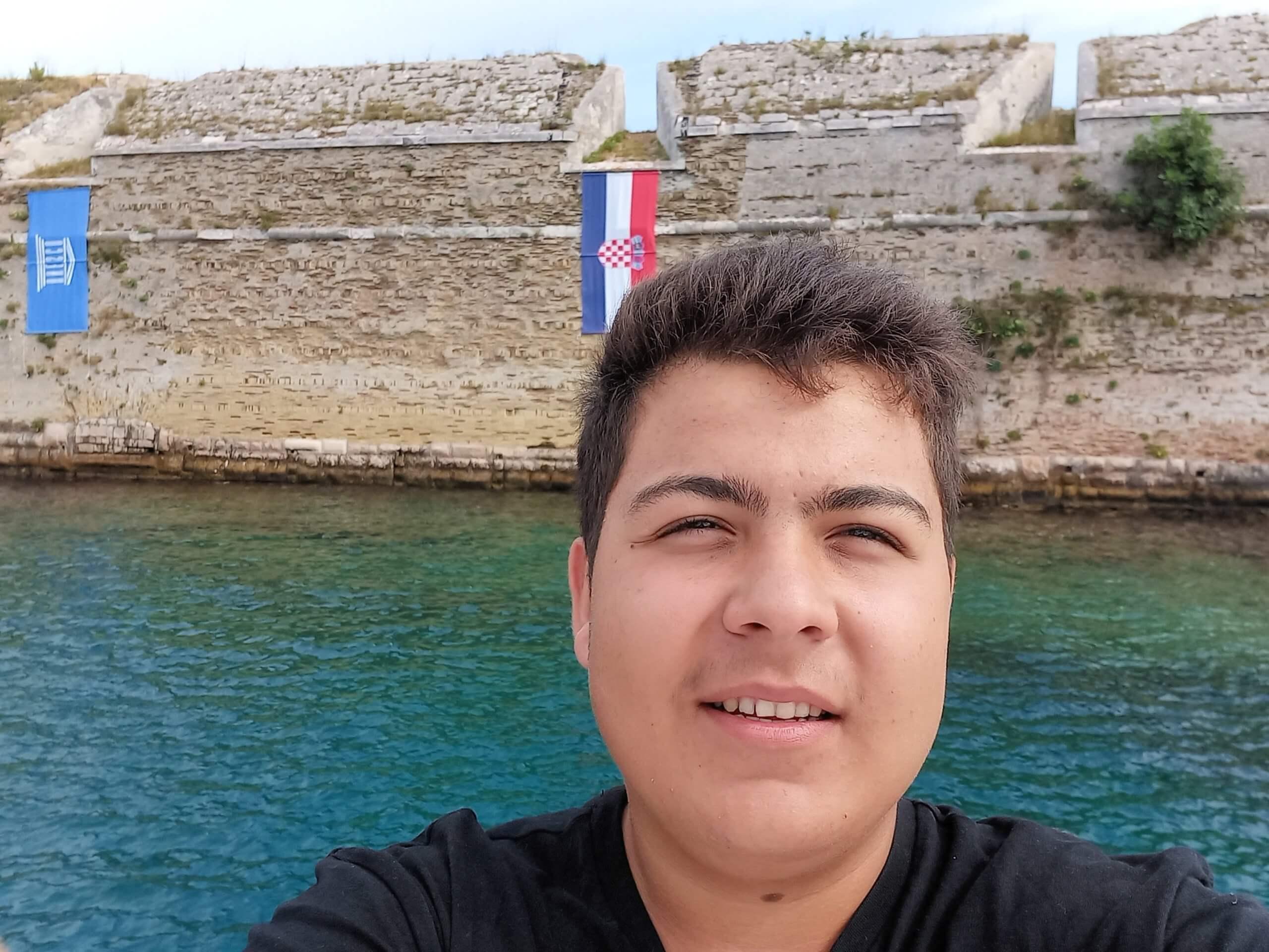 Yazdan je učenik srednje medicinske: Izbjegao je iz Irana zbog nasilja pa mjesto pod suncem našao u Hrvatskoj