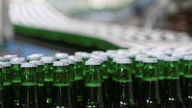 bier meist in einwegflaschen warum