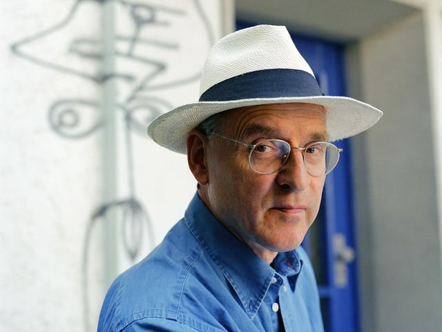 Harald Naegeli portrait