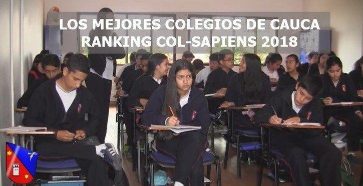 LOS MEJORES COLEGIOS DE CAUCA