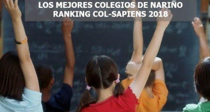 LOS MEJORES COLEGIOS DE NARIÑO
