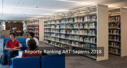 Reporte ART-Sapiens 2018