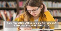 los mejores colegios de Antioquia B