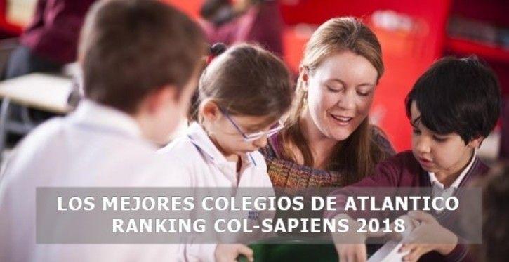 los mejores colegios de Atlantico B