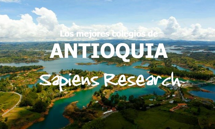 Ranking de los mejores colegios de Antioquia