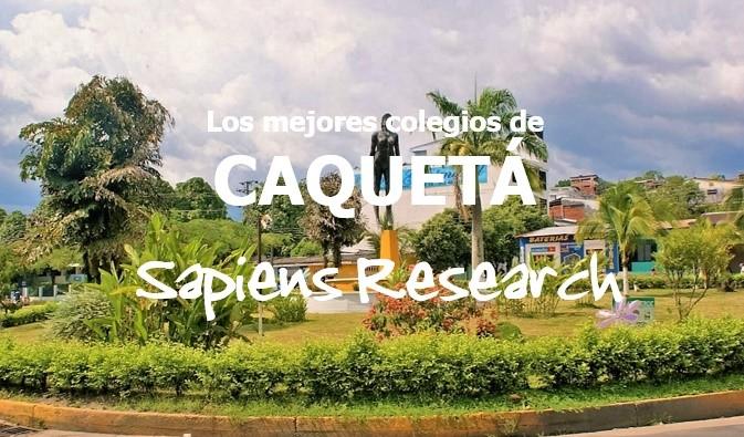 Ranking de los mejores colegios de Caquetá
