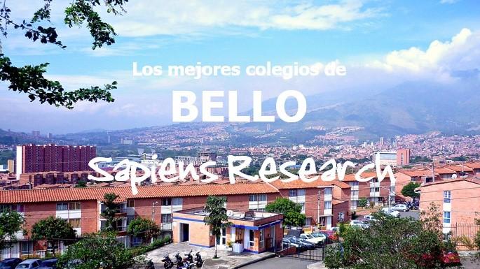 Ranking de los mejores colegios de Bello 2019-2020