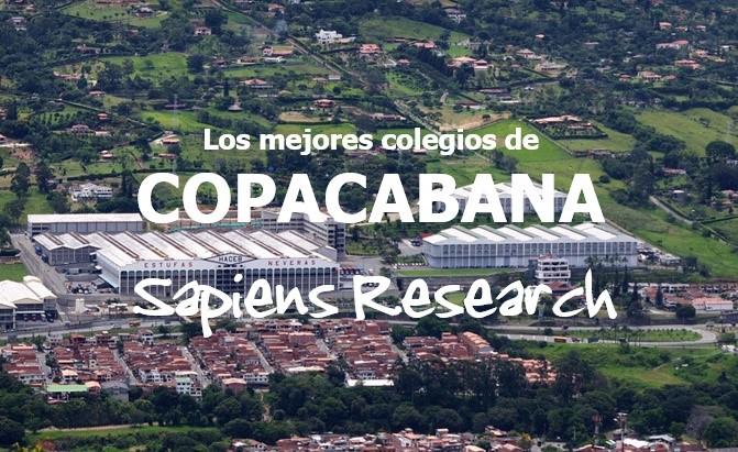 Ranking de los mejores colegios de Copacabana 2019-2020