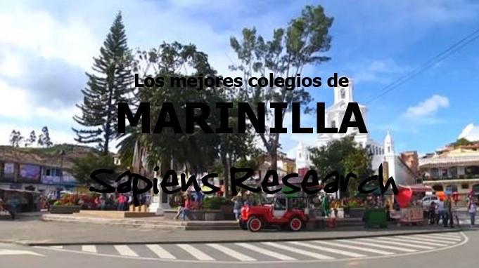 Ranking de los mejores colegios de Marinilla 2019-2020