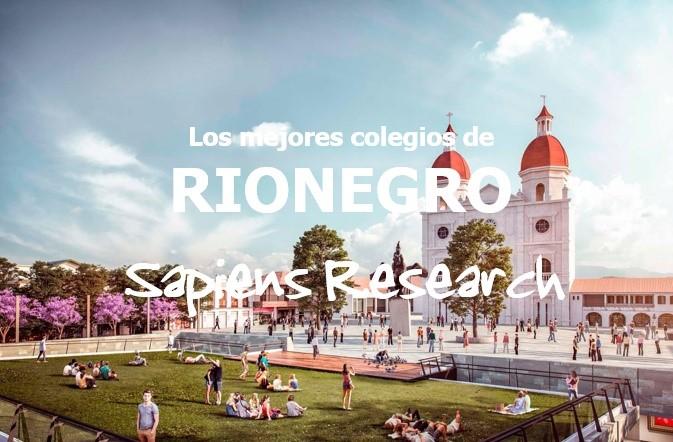 Ranking de los mejores colegios de Rionegro 2019-2020