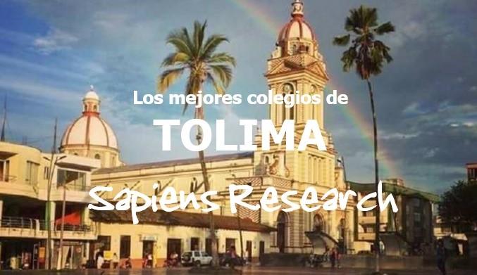 Ranking de los mejores colegios de Tolima 2019-2020