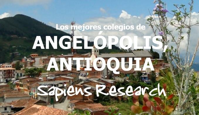 Los mejores colegios de Angelópolis, Antioquia