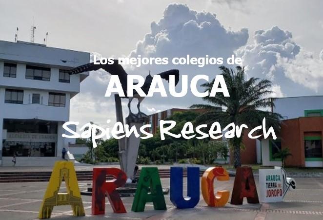 Ranking de los mejores colegios de Arauca 2019-2020