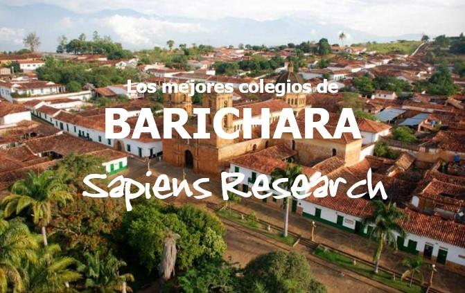Ranking de los mejores colegios de Barichara 2019-2020