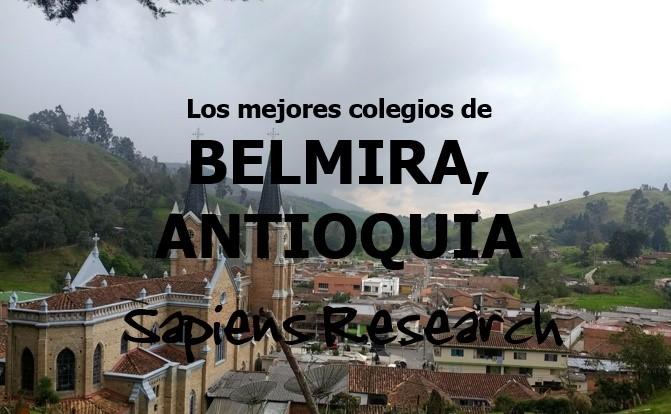 Los mejores colegios de Belmira, Antioquia