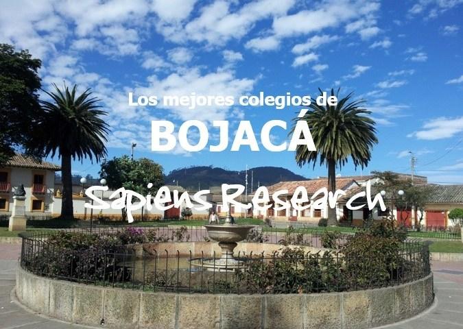 Ranking de los mejores colegios de Bojacá 2019-2020