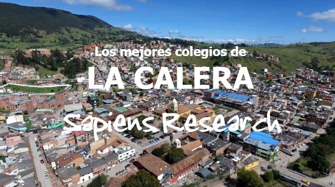 Ranking de los mejores colegios de La Calera 2019-2020