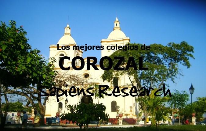 Ranking de los mejores colegios de Corozal 2019-2020