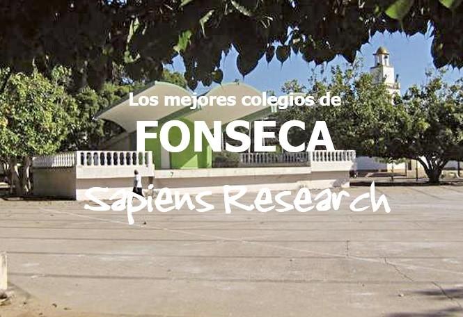 Ranking de los mejores colegios de Fonseca 2019-2020