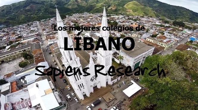 Ranking de los mejores colegios de Líbano 2019-2020