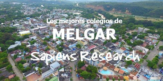 Ranking de los mejores colegios de Melgar 2019-2020