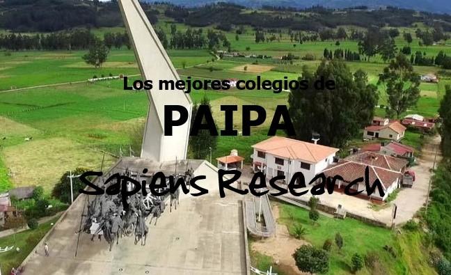 Ranking de los mejores colegios de Paipa 2019-2020