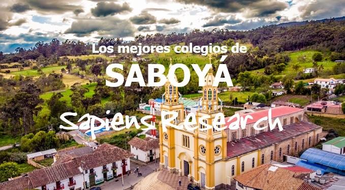 Ranking de los mejores colegios de Saboyá 2019-2020