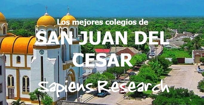 Ranking de los mejores colegios de San Juan del César 2019-2020