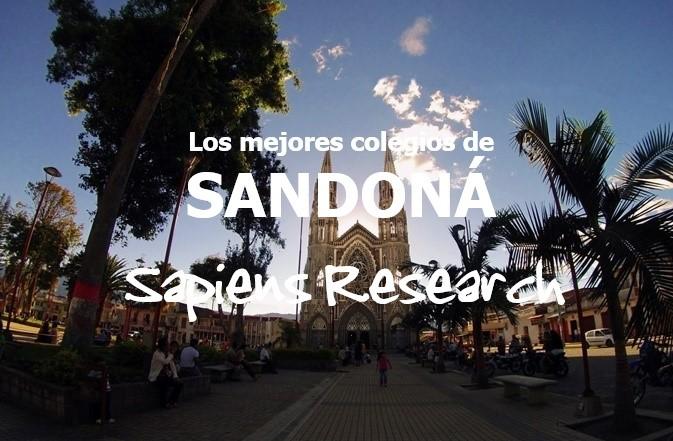 Ranking de los mejores colegios de Sandoná 2019-2020
