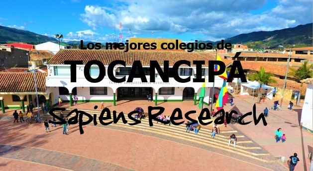 Ranking de los mejores colegios de Tocancipá 2019-2020