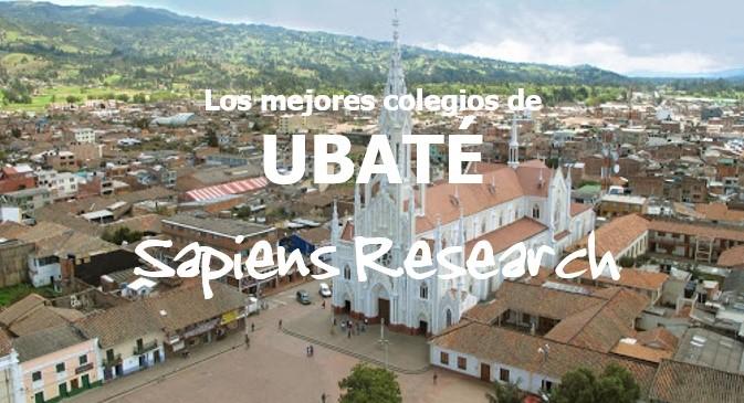 Ranking de los mejores colegios de Ubaté 2019-2020