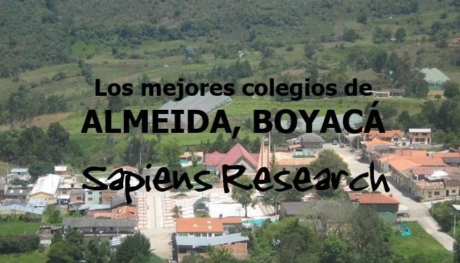 Los mejores colegios de Almeida, Boyacá