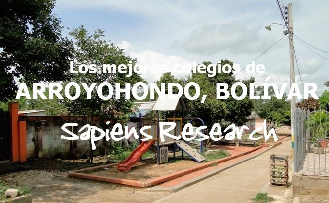Los mejores colegios de Arroyohondo, Bolívar