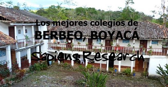 Los mejores colegios de Berbeo, Boyacá