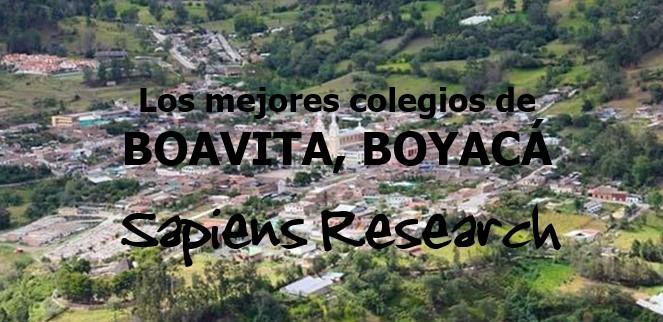 Los mejores colegios de Boavita, Boyacá