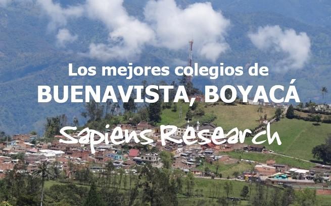 Los mejores colegios de Buenavista, Boyacá