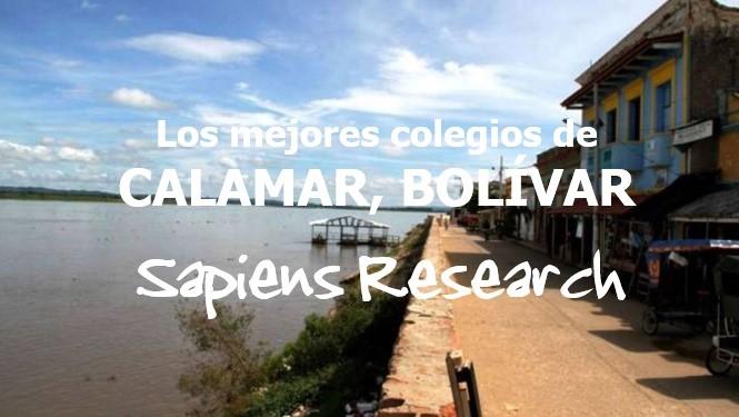 Los mejores colegios de Calamar, Bolívar