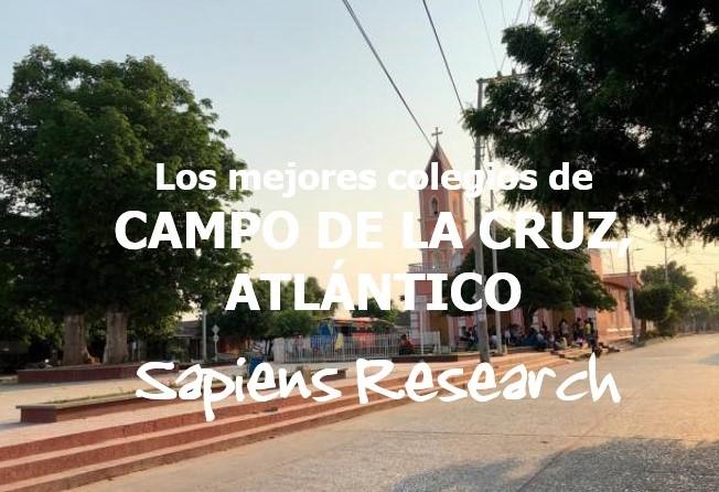Los mejores colegios de Campo de La Cruz, Atlántico