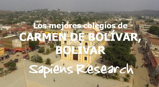 Los mejores colegios de El Carmen de Bolívar, Bolívar