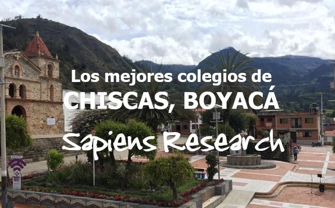 Los mejores colegios de Chiscas, Boyacá