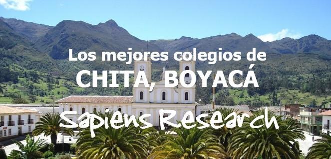 Los mejores colegios de Chita, Boyacá