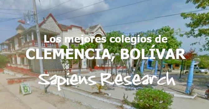Los mejores colegios de Clemencia, Bolívar