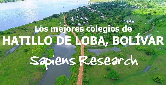 Los mejores colegios de Hatillo de Loba, Bolívar