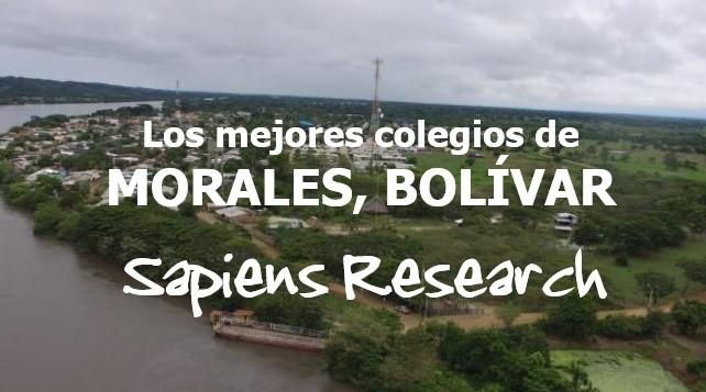 Los mejores colegios de Morales, Bolívar