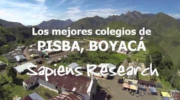 Los mejores colegios de Pisba, Boyacá