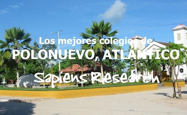 Los mejores colegios de Polonuevo, Atlántico