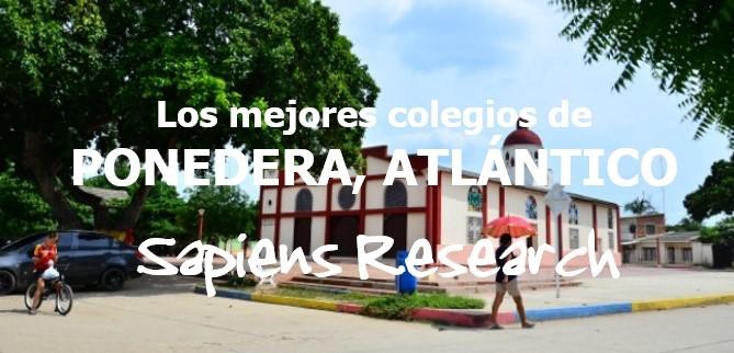 Los mejores colegios de Ponedera, Atlántico