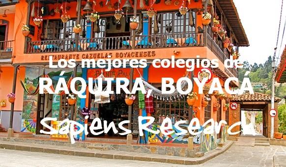 Los mejores colegios de Ráquira, Boyacá