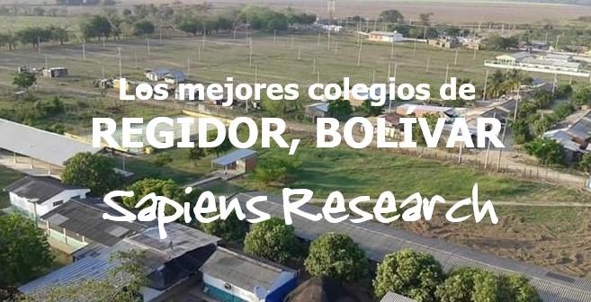 Los mejores colegios de Regidor, Bolívar
